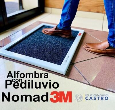 Alfombra Nomad 3M con Pediluvio