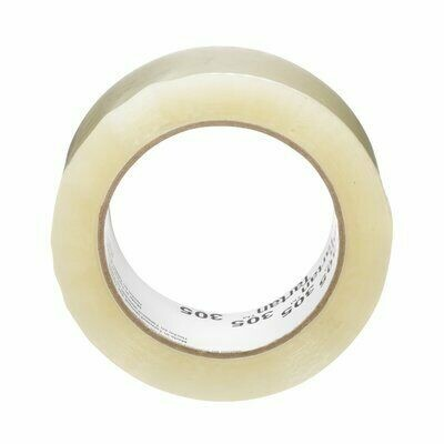 3M® Tartan® 303 Transparente, 48 mm X 100 m