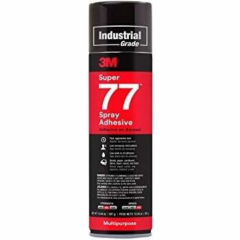 3M® Super 77 Adhesivo en Aerosol, 467G, 16.75 oz.
