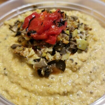 Olive w/Roasted Red Pepper (Special) 8.5oz