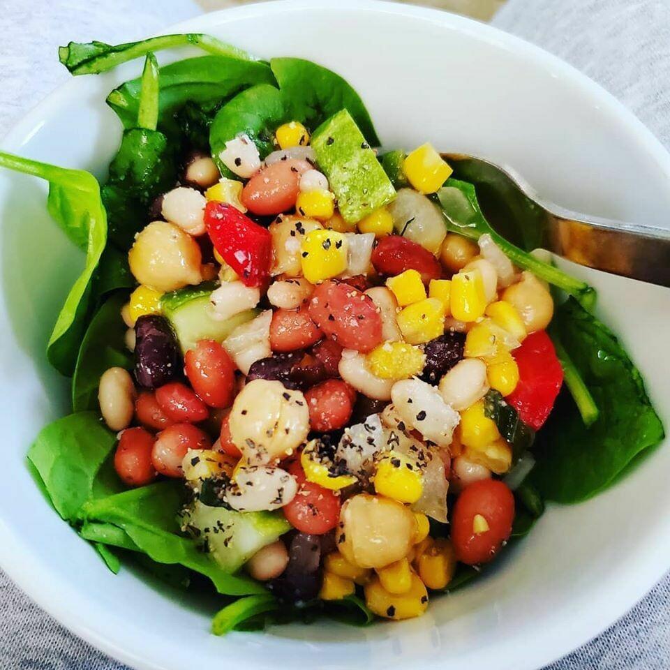 Broad Bean Salad  32oz