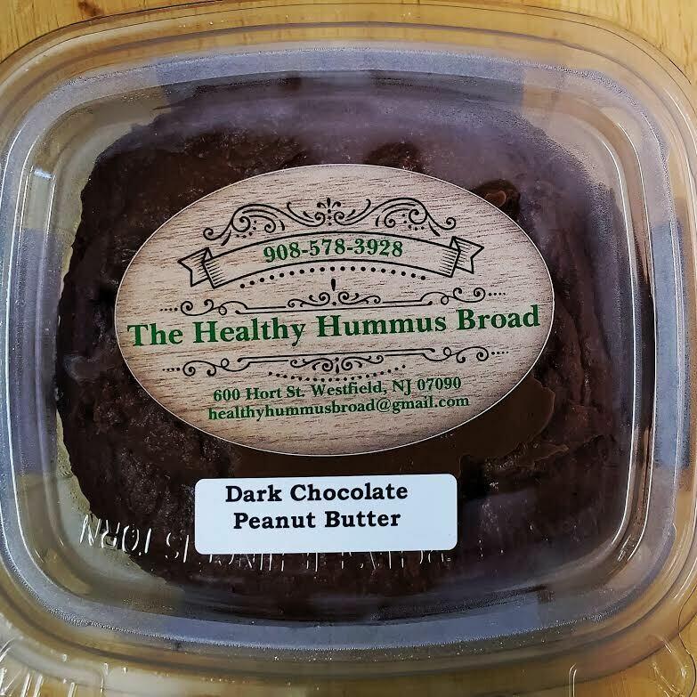 Dark Chocolate Peanut Butter 8.5oz VEGAN