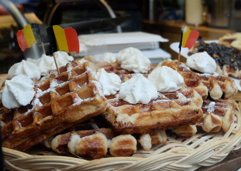 Les Huit Waffles