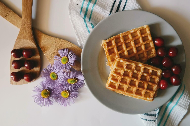 Les Four Waffles