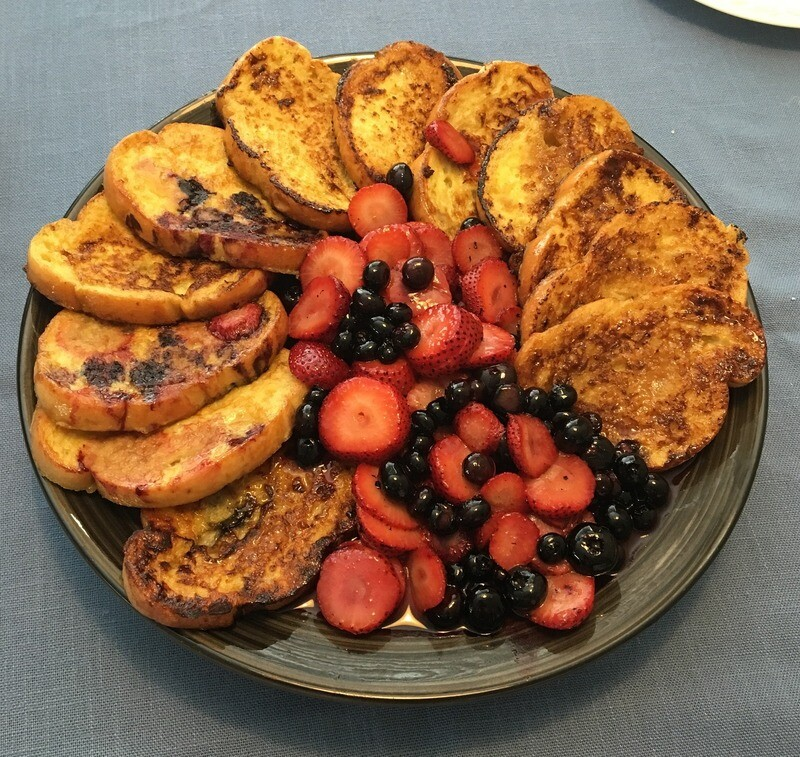 Les Douze French Toast