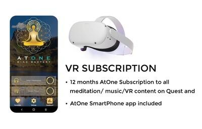 VR SUBSCRIPTION