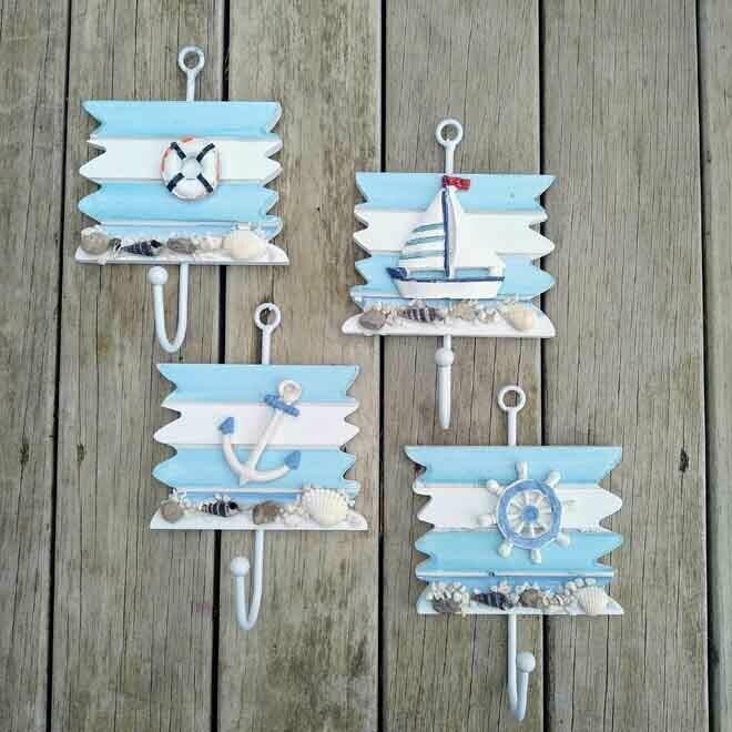 Nautical - Single Hook
