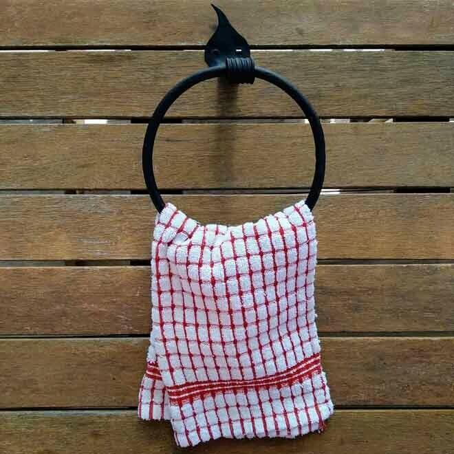 Leaves Towel Hanger