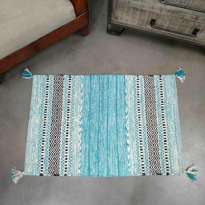 Aztec Floor Mat