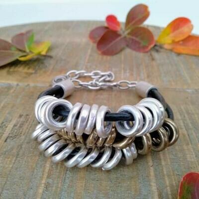 Ring Trio Bracelet