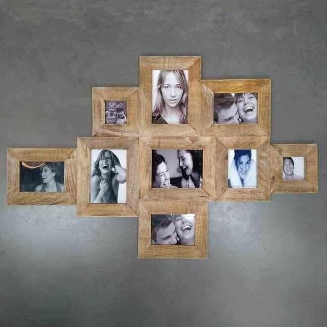 Multi Frame - Timber