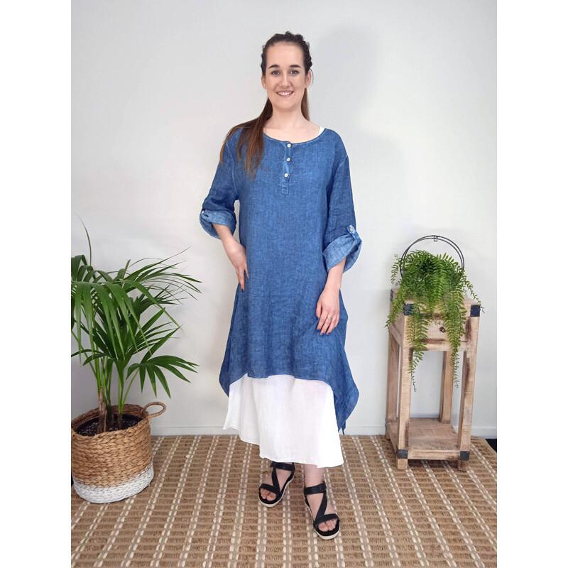 Sienna 2pc Dress - Plain