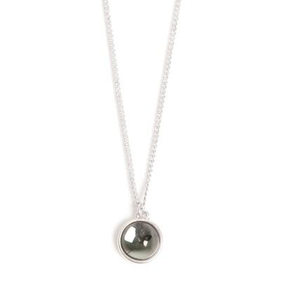 Blue Planet Pendant - Silver