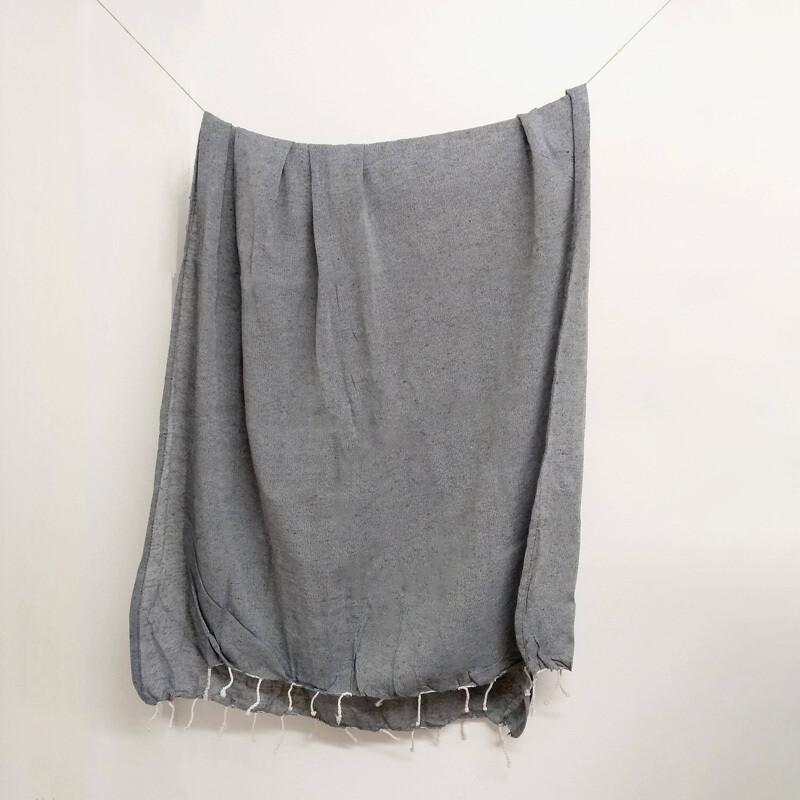 100% Cotton Towel - Grey