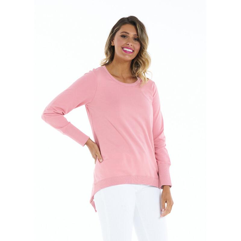 Dolly Sweat - Salmon Pink