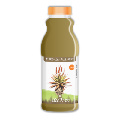 Whole-Leaf Aloe Juice 500ml Original