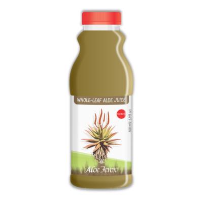 Whole-Leaf Aloe Juice 500ml Cranberry