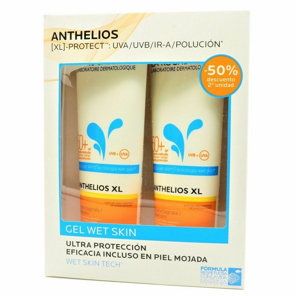 ANTHELIOS 50  WET SKIN 250 ML DUPLO