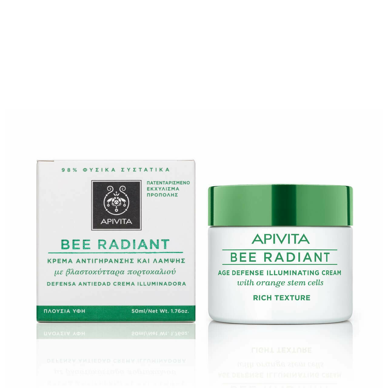 APIVITA BEE RADIANT RICH 50ML