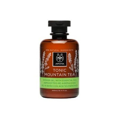 APIVITA GEL DE DUCHA 300 ML TONIC MOUNTAIN TEA