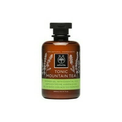 APIVITA MOUNTAIN TEA GEL DE BAÑO
