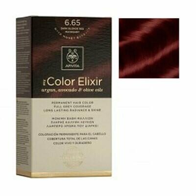 APIVITA NATURE HAIR COLOR 6.65