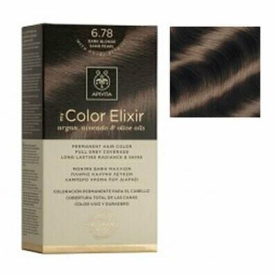 APIVITA NATURE HAIR COLOR 6.78