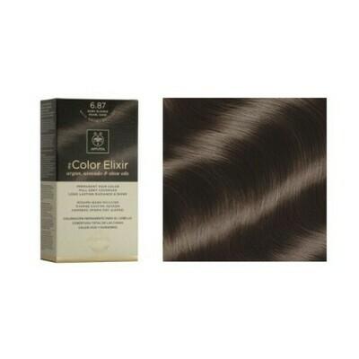 APIVITA NATURES  HAIR COLOR  6.87