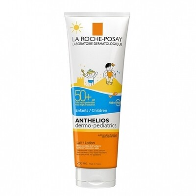 ANTHELIOS SPF 50  DERMOPEDIATRICS LECHE 250 ML