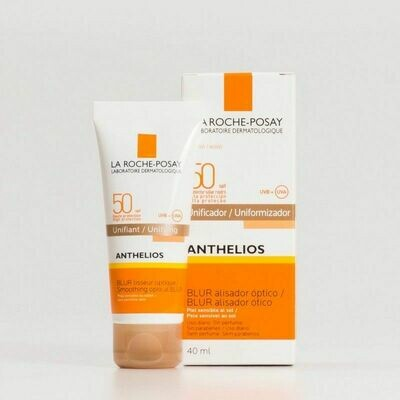 ANTHELIOS SPF 50 UNIFIANT CREMA MOUSSE COLOR TONO 2 40 ML