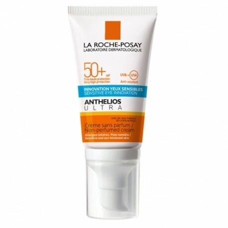 ANTHELIOS ULTRA CREMA CON PERFUME SPF50  50 ML