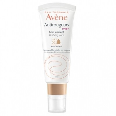AVENE ANTIROUGEURS UNIFY CUIDADO UNIFICADOR SPF 40 ML
