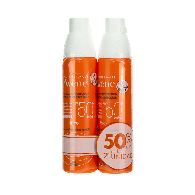 AVENE DUPLO SPRAY 50  200 ML