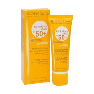 BIODERMA PHOTODERM MAX 50 GOLDEN COLOR 40ML