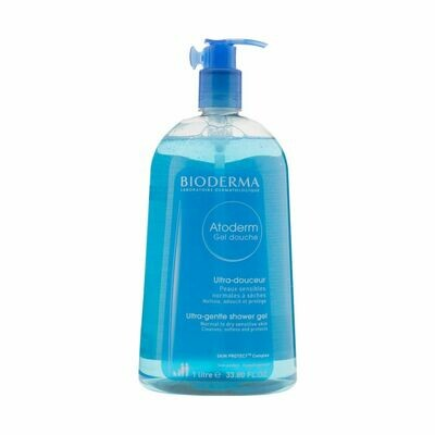 ATODERM GEL DOUCHE BIODERMA 500 ML