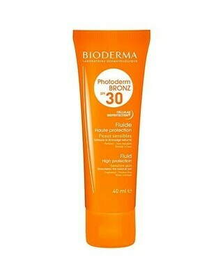 PHOTODERM BRONZ FACIAL SPF 30 BIODERMA 40 ML