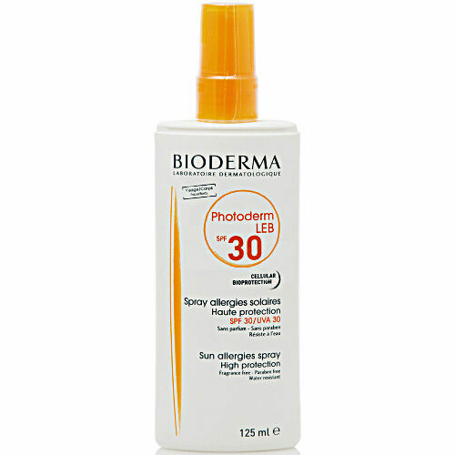 PHOTODERM LEB SPF 30  UVA 30 BIODERMA SPRAY 125 ML