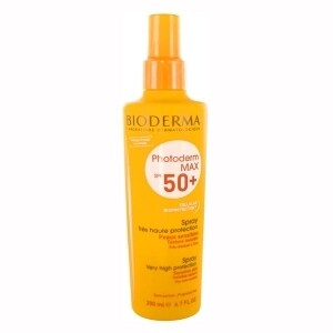 PHOTODERM MAX SPF 50  SPRAY BIODERMA 200 ML