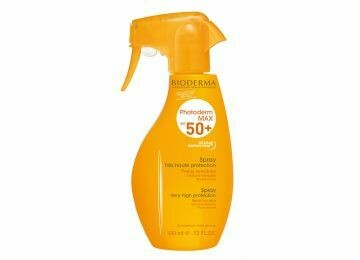 PHOTODERM MAX SPF 50  SPRAY BIODERMA 400 ML