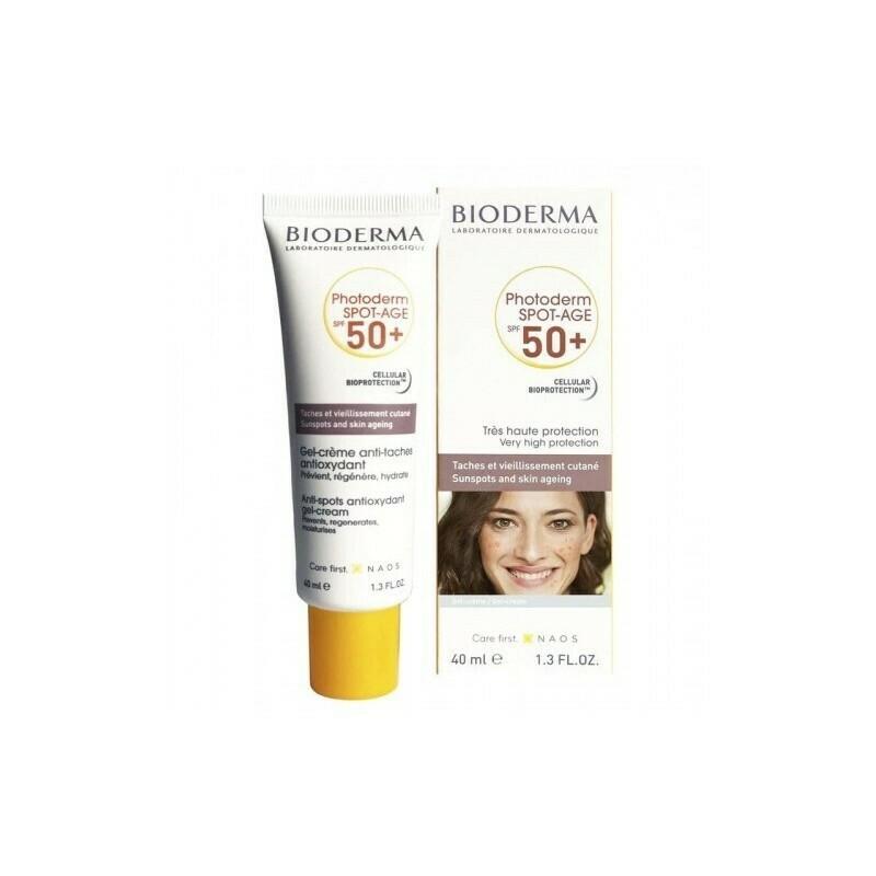 PHOTODERM SPOT-AGE SPF50  BIODERMA 40 ML