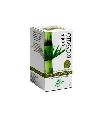 COLA DE CABALLO FITOCONCENTRADO ABOCA 500 MG 50 CAPS