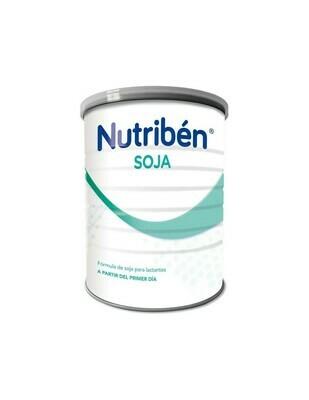 NUTRIBEN SOJA 400 G 1 LATA NEUTRO