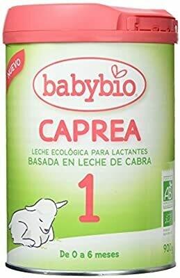 BABYBIO CAPREA 1 900 G