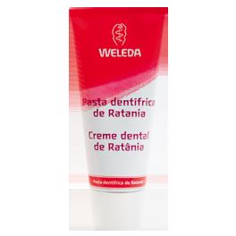 WELEDA PASTA DENTIFRICA DE RATANIA 75 ML