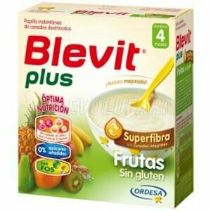 BLEVIT PLUS SUPERFIBRA FRUTAS 300 G