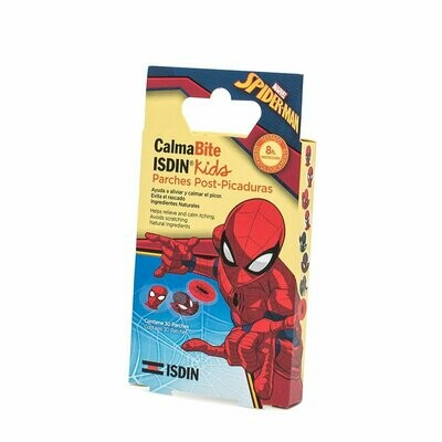 CALMABITE ISDIN KIDS PARCHES POST-PICADURAS SPID 30 PARCHES