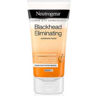 NEUTROGENA BLACKHEAD ELIMINATING EXFOLIANTE FACIAL150 ML