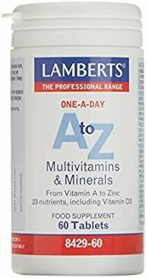 LAMBERTS A-Z MULTI 60 TABLETAS