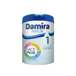 DAMIRA NATUR 1 800 G