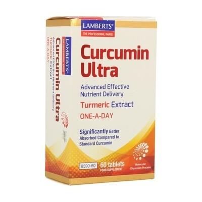 LAMBERTS CURCUMA ULTRA 60 COMP